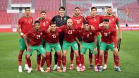 المنتخب الوطني المغربي أمام غانا