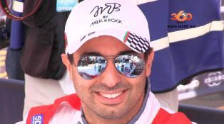 cover : Mehdi Bennani très confiant pour la course