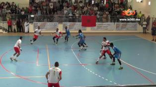 Cover Video - Le360.ma •Widad smara handball Laâyoune