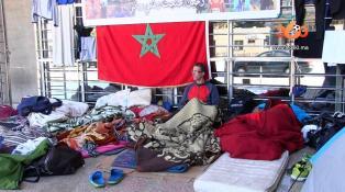 cover -بالفيديو: من منصات التتويج إلى العراء.. هكذا كرم الباراأولمبيون المغاربة