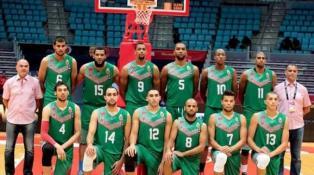 المنخب المغربي لكرة السلة