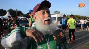 cover vidéo:Le360.ma •Une ambiance bon enfant au marathon international de Rabat