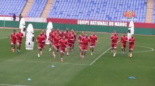 غلاف فيديو... Les joueurs de l'équipe nationale se confient avant les matchs amicaux