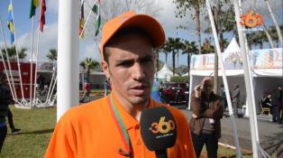 cover vidéo:Le360.ma •Mohamed Ziani remporte le semi marathon international de Rabat