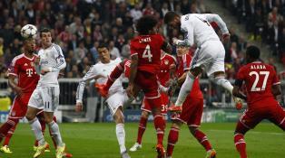 بايرن ميونيخ أمام ريال مدريد