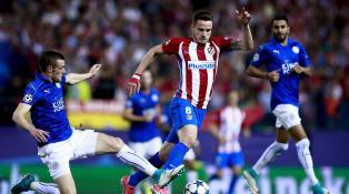 أتلتيكو مدريد وليسيتر سيتي