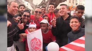 Cover Video -Le360.ma •Wac vs Rca: joie et déception des supporters après le derby