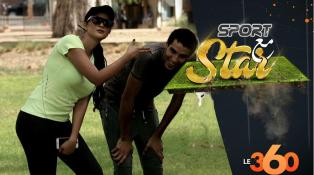 Cover: Sport with star: Salma Rachid