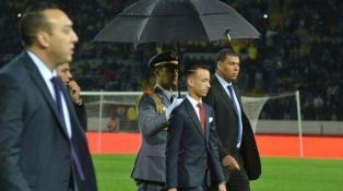 الأمير مولاي الحسن يترأس افتتاح بطولة أمم إفريقيا للاعبين المحليين