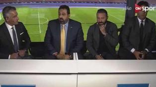 بالفيديو. فضيحة في الاستوديو التحليلي لمباراة مصر والبرتغال
