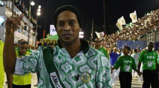 البرازيلي رونالدينيو