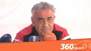 Cover: هذا ما قاله البنزرتي بخصوص ميركاتو الوداد