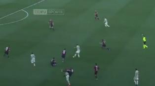 بالفيديو. ديبالا يقود يوفنتوس إلى الفوز أمام بولونيا