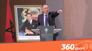 Cover: هذا ما قاله لقجع بخصوص انتقاذات الحكام