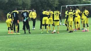 حارس مرمى الأسيك: قدمنا مباراة في المستوى أمام الوداد