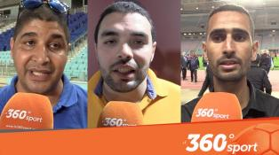 Cover: الصحافيون المغاربة متفائلون بتحقيق الوداد اللقب