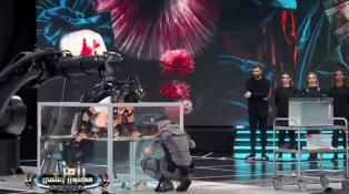 فيديو أبرز لقطات الحارس الشناوي في برنامج رامز مجنون رسمي