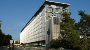 مقر المنظمة العالمية للصحة في جنينف