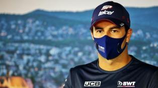 """فورمولا واحد: بيريز أول سائق يصاب بـ""""كوفيد-19"""""""