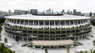 ملعب طوكيو الأولمبي يستضيف دورة ألعاب القوى في غشت