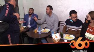 بالفيديو: شاهد ردود أفعال الجماهير البركانية بعد الإنجاز الإفريقي