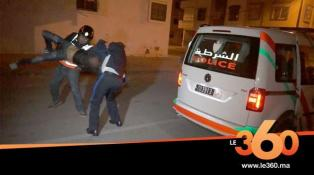 إيقاف 27 شخصا بسبب الشغب والتخريب بالدار البيضاء