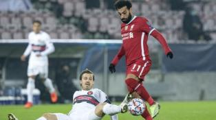 صلاح محمد ليفربول