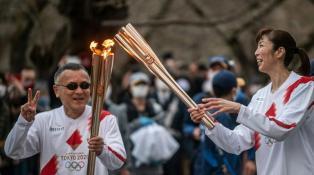 طوكيو 2020: دعوة لإلغاء مسيرة الشعلة في أوساكا