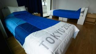 أولمبياد طوكيو: أسِرَّة من كرتون للرياضيين لكنها قوية بما فيه الكفاية