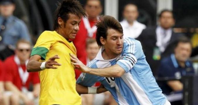 الأرجنتين البرازيل