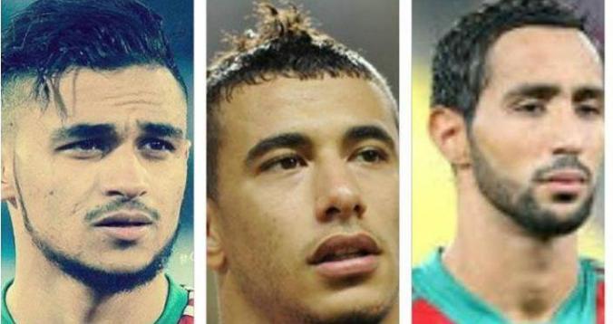 المحترفين المغاربة
