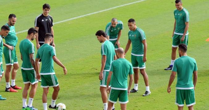 Équipe marocaine