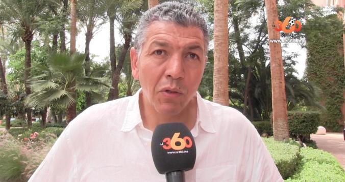 غلاف فيديو... Rugby au Maroc, XV de France, Fusion Racing 92-Stade de France ... Abdelatif Benazzi se confie