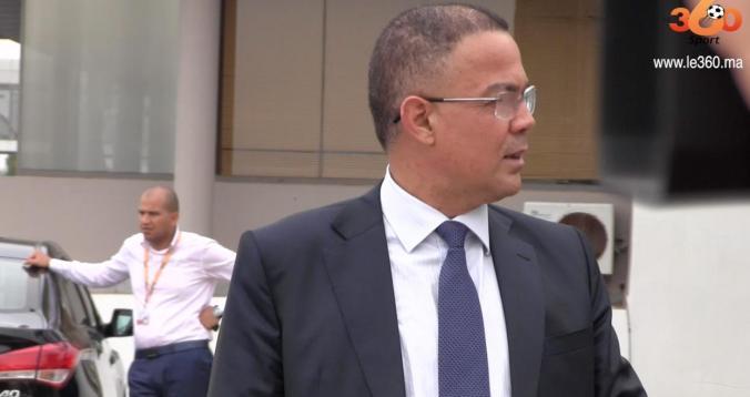 """غلاف فيديو... لقجع:""""المغرب مستعد لمؤتمر الكاف"""""""
