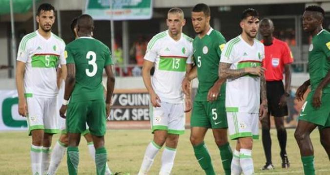 نيجيريا والجزائر