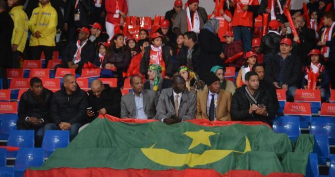 جمهور موريتانيا