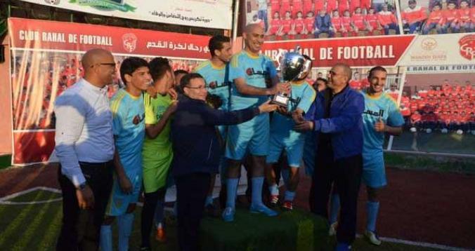 """كأس """"محمد بوعبيد للصحافيين الرياضيين"""""""