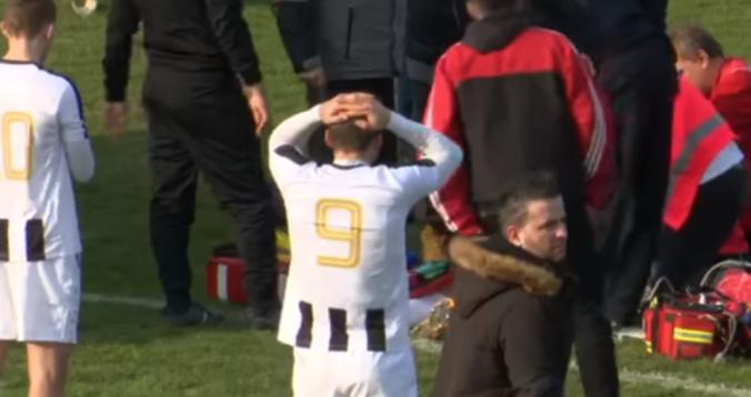 وفاة لاعب بأوكرنيا