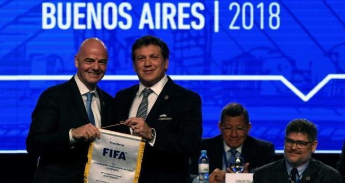 دول اتحاد أميركا الجنوبية تطالب بـ 48 منتخبا في قطر 2022