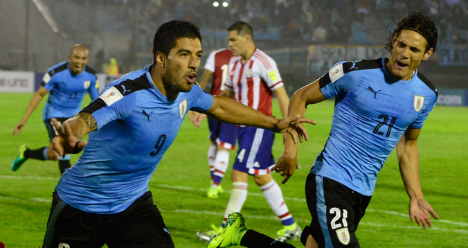 منتخب الأوروغواي