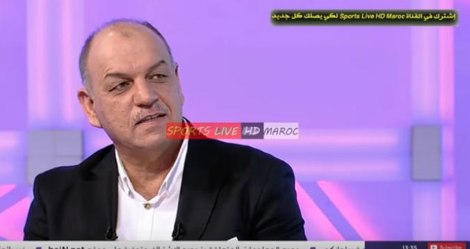 بالفيديو. المدرب العراقي عدنان حمد يؤكد لبي إن سبورت أنه قريب من تدريب الوداد