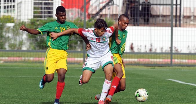 المنتخب السنغالي أقل من 17 سنة