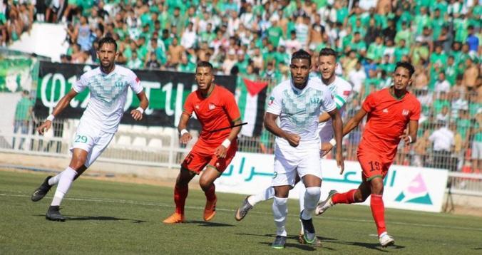 مباراة النادي القنيطري