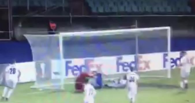 بالفيديو. الحدادي يقود إشبيلية للفوز في الدوري الأوروبي