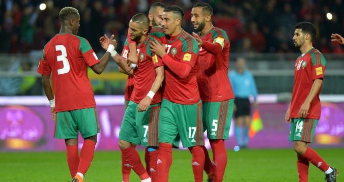 المنتخب المغربي لكرة القدم،