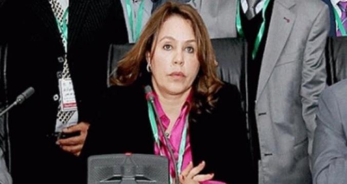 انتخاب المغربية بشرى حجيج رئيسة للكونفدرالية الإفريقية للكرة الطائرة