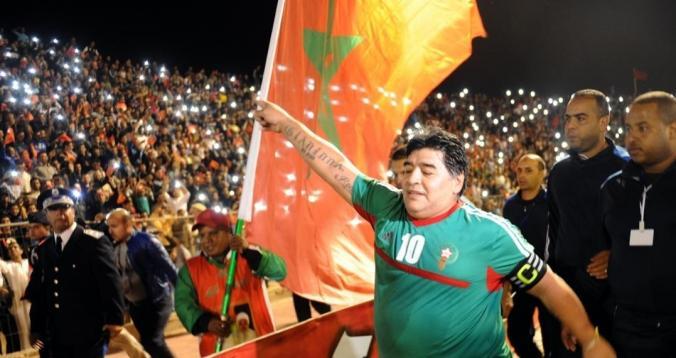 مارادونا المغرب