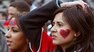 المشجعين المغاربة