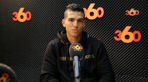 cover video - محمد الربيعي : مستعد لمنازلة بدر هاري
