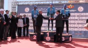 Cover Video -Le360.ma •La troisième édition du Semi-marathon de Berkane 
